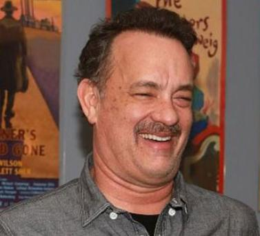 Tom Hanks took notes assiduously, listened intently to the evidence, and spoke to other jurors
