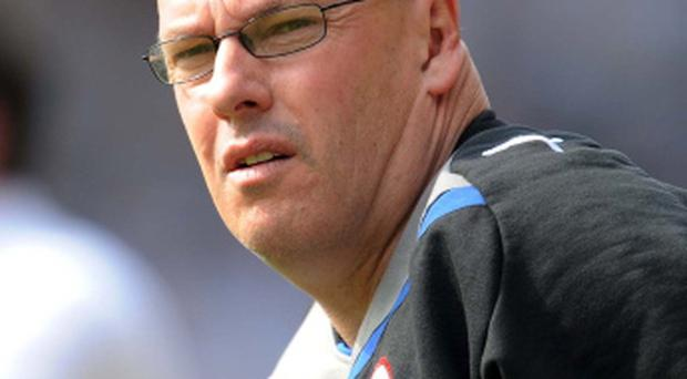 Brian McDermott has ruled himself out of the Ireland job