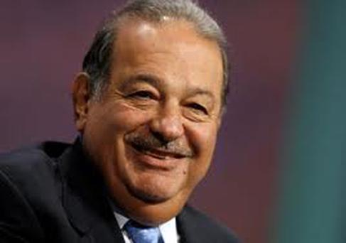 No1: Carlos Slim Helu is the world's richest man for the fourth year in a row