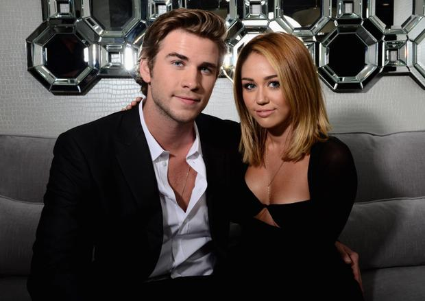 FILE - SEPTEMBER 16: Actress/singer Miley Cyrus and actor Liam Hemsworth have called off their engagement. The couple met while filming the movie