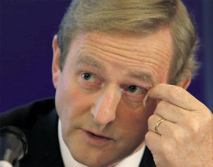 Enda Kenny's government is establishing an inquiry without any idea of how it can actually happen