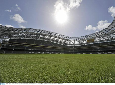 Ireland is amongst the 32 countries which have shown interest in hosting matches at Euro 2020, UEFA said this morning.