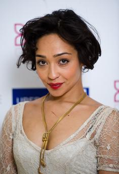 Ruth Negga attends the English National Ballet pre-performance party to celebrate their new season which honours the legacy of the Ballet Russes at the St Martins Lane Hotel on March 22, in London, England. (Photo by Ian Gavan/Getty Images)