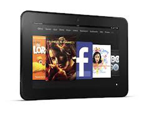 Amazon refreshes Kindle Fire range with new HDX models and Mayday