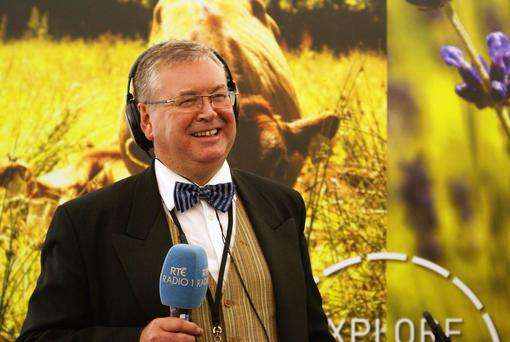 Joe Duffy presents a special edition of Live Line from the Ploughing Championships