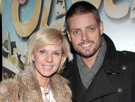 Lisa Duffy and Keith Duffy