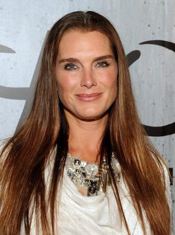 Brooke Shields was married to the tennis ace in the 1990s