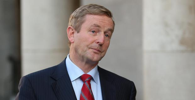 Taoiseach Enda Kenny says the government has suffered an embarrassing defeat