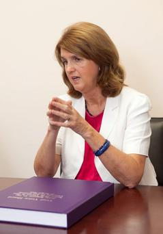 Minister for Social Protection, Joan Burton TD