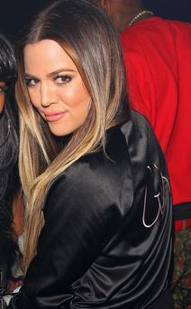 HOLLYWOOD, CA - OCTOBER 07: Khloe Kardashian hosts an evening at Tru Hollywood on October 7, 2013 in Hollywood, California. (Photo by JB Lacroix/WireImage)