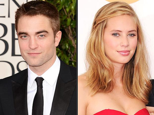 Who is robert pattinson currently hookup 2019