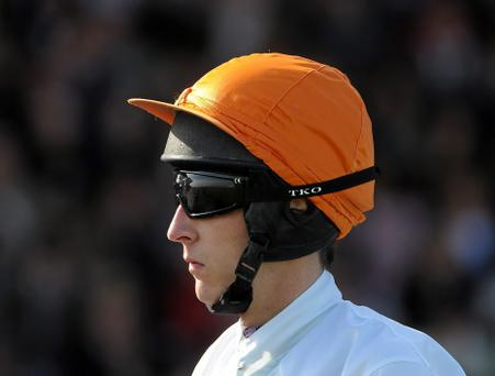 Jockey Eddie O'Connell