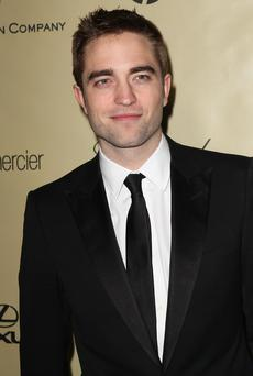Actor Robert Pattinson attends The Weinstein Company's 2013 Golden Globe Awards After Party at The Beverly Hilton hotel on January 13, 2013 in Beverly Hills, California. (Photo by David Livingston/Getty Images)