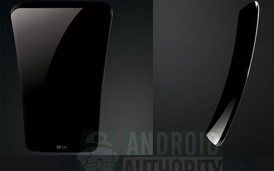 LG Flex. Source: Android Authority