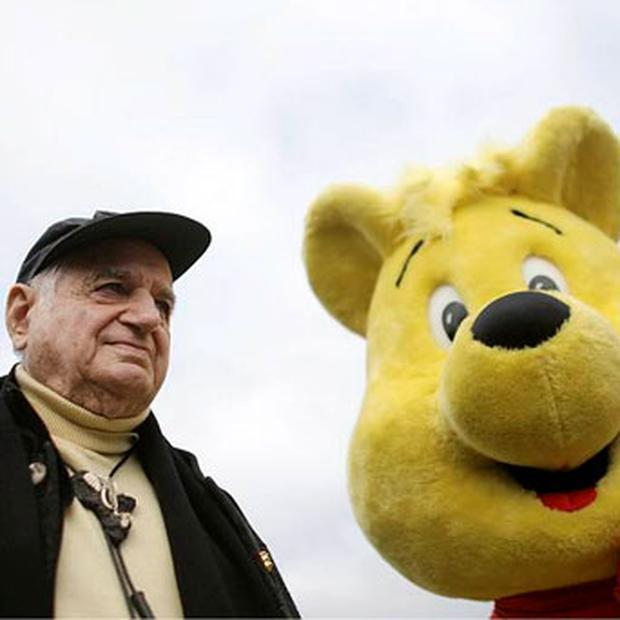 Hans Riegel, the longtime boss of German candy maker Haribo who took the gummi bear to international fame