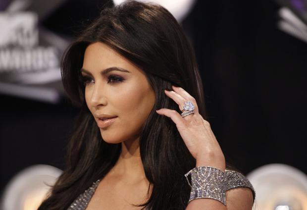 c78ce33fce24d Kim Kardashian s engagement ring sells for €500k - Independent.ie