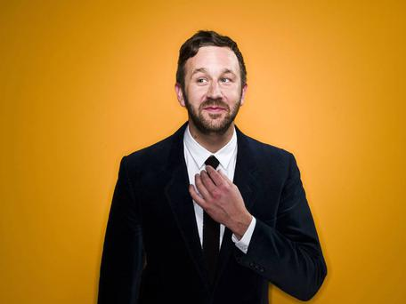 'Moone Boy' star Chris O'Dowd has been nominated for the Best Performance by a Leading Actor in a Play category