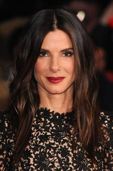 "LONDON, ENGLAND - OCTOBER 10: Actress Sandra Bullock attends a screening of ""Gravity"" during the 57th BFI London Film Festival at Odeon Leicester Square on October 10, 2013 in London, England. (Photo by Eamonn M. McCormack/Getty Images for BFI)"