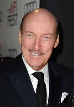 Actor Ed Lauter arrives at the premiere of