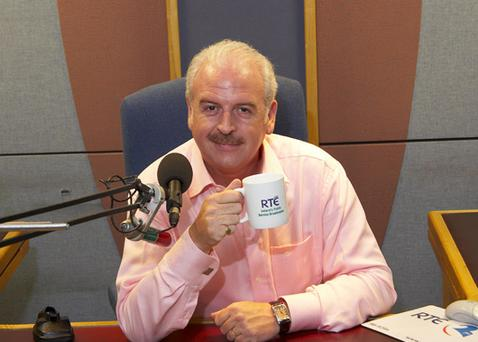 Marty is delighted to hear John Murray back on the airwaves.