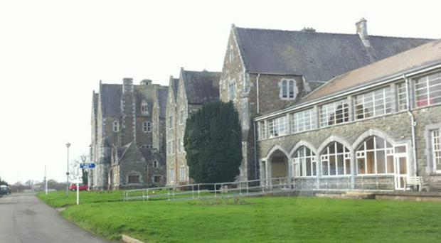 St Finan's Hospital in Killarney, Co Kerry