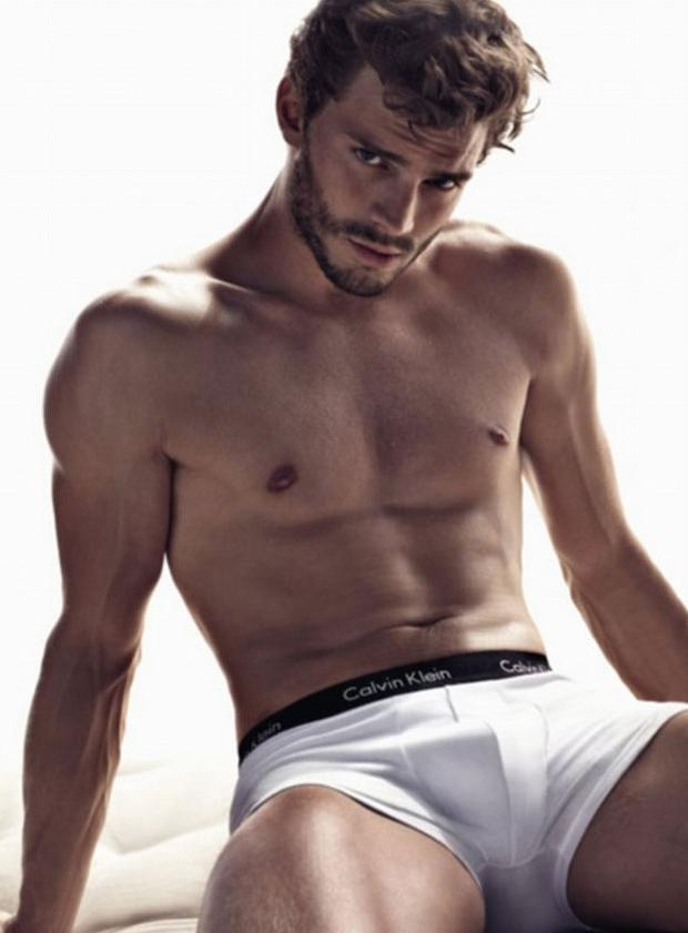 Jamie Dornan Photo: Calvin Klein