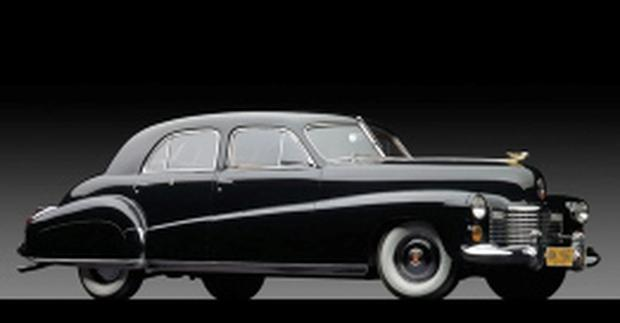 1941 Cadillac owned by the Duke and Duchess of Windsor