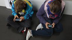 An expert has warned that smartphones are making children borderline autistic