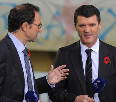 Martin O'Neill and Roy Keane look set to team up as Ireland's next managerial team