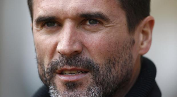 Roy Keane's beard greyed quickly when results went against him as Sunderland manager.
