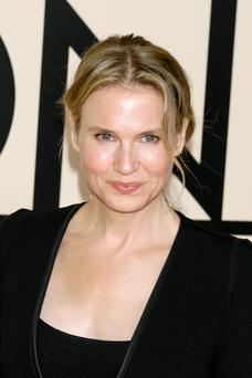 Actress Renee Zellweger attends Giorgio Armani - One Night Only New York at SuperPier