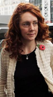 Former News International chief executive Rebekah Brooks who is on trial with six othes for phone hacking. The court has heard that she was having an affair Andy Coulson