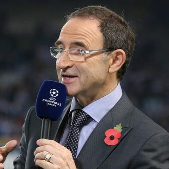 New Republic of Ireland manager Martin ONeill. Picture: SPORTSFILE