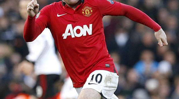 Wayne Rooney is remaining cautious about Arsenal's Premier League credentials