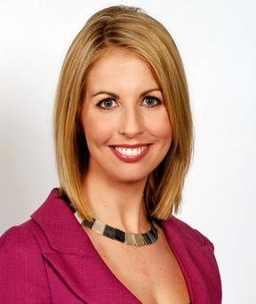Catríona Perry is the new Washington Correspondent for RTE