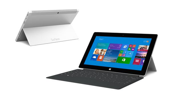 Microsoft Surface 2 tablet computer