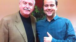 Marty Whelan and Mark McConville #MoBros