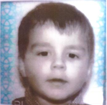 Four year old Jan Rehman missing from Cork