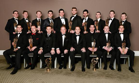 The 2013 GAA GPA All-Star Football Team of the Year
