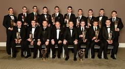 The 2013 GAA GPA All-Star Hurling Team of the Year