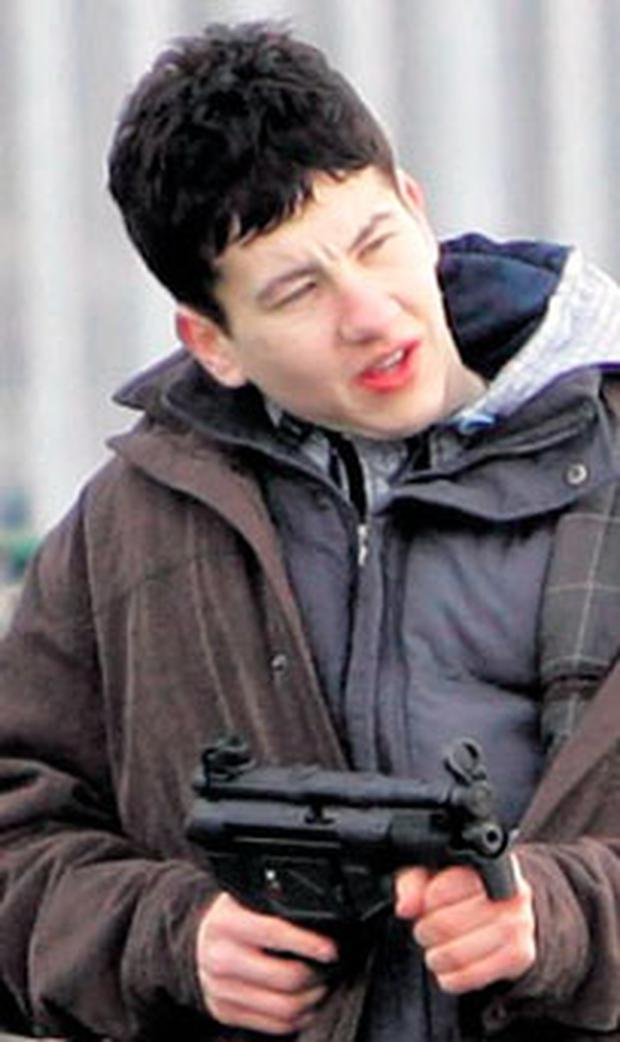 Barry Keoghan as Wayne in Love/Hate