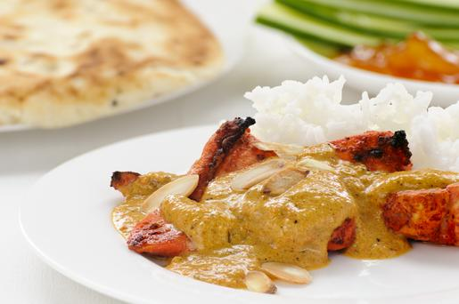 Get your taste-buds going with a sweet curry.