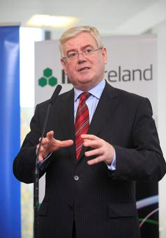 Tanaiste Eamon Gilmore says 20 other credit unions have reserves below the regulatory ratio of 10pc.