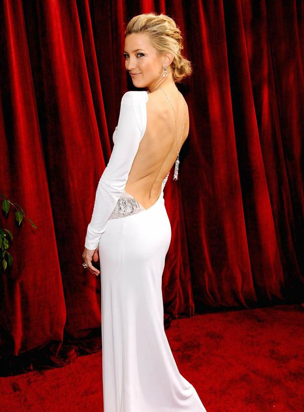 Kate Hudson at the Golden Globes in 2010