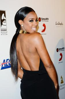 Singer Kelly Rowland was previously a judge on the UK version of X Factor.