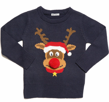 Christmas jumpers and Santa hats are the uniform for the 12 pubs of Christmas.