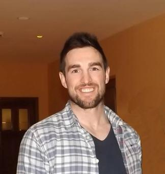 Friends have paid tribute to 28-year-old Alan Feeley