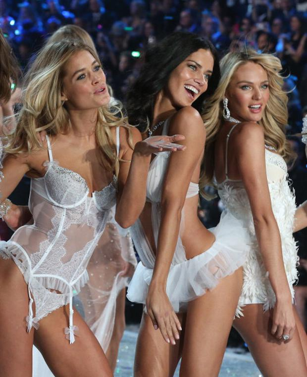 593773f7e5bcb Want a ticket to Victoria's Secret's first London fashion show? You ...