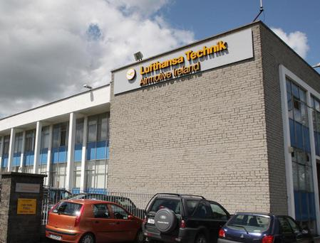 Lufthansa Technik, Airmotive Ireland, near Rathcoole Co Dublin