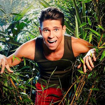 Joey Essex, one of the contestants from the ITV reality show, I'm A Celebrity...Get Me Out Of Here!